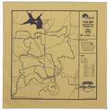 Volga River State Recreation Area Trail Map Bandanna
