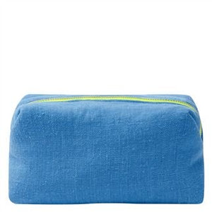 BRERA LINO KINGFISHER MEDIUM WASHBAG