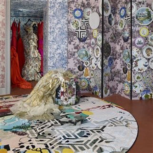 GRAND TOUR TOMETTE RUG Christian Lacroix