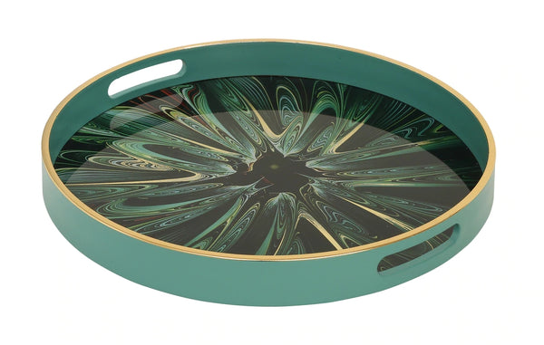 Serving Tray - Green Envy - FCH010