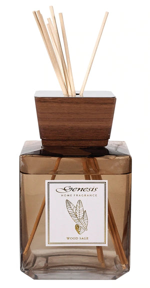 WOOD SAGE SMALL DIFFUSER - GEN014