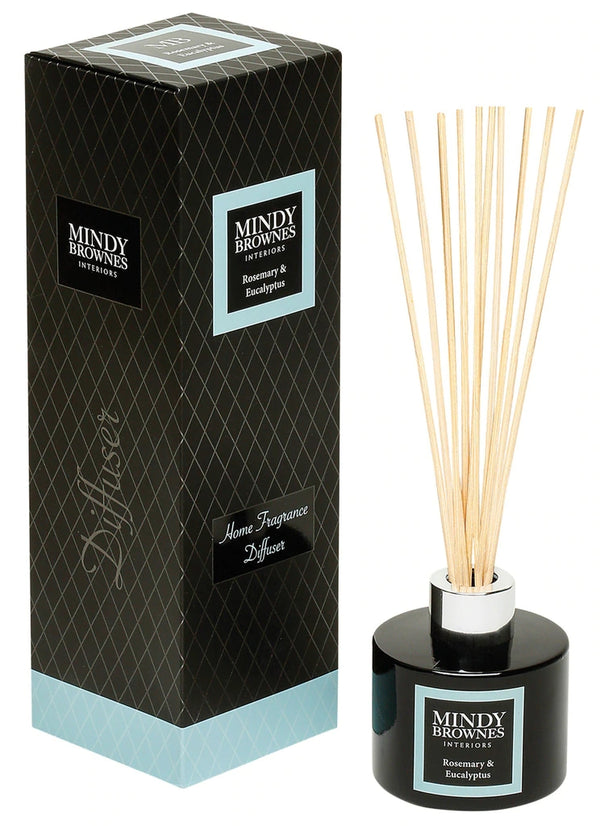 Mindy Brownes Diffuser Rosemary & Eucalyptus - KIN023