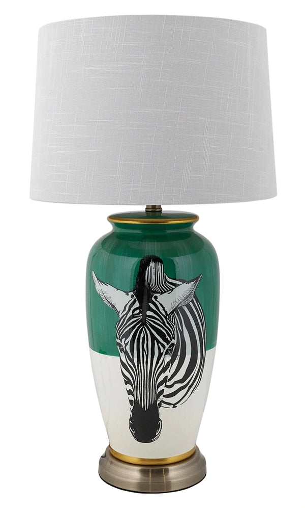 Zebra Lamp MY075