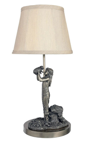 Grow Together - Girl Lamp QQ021L