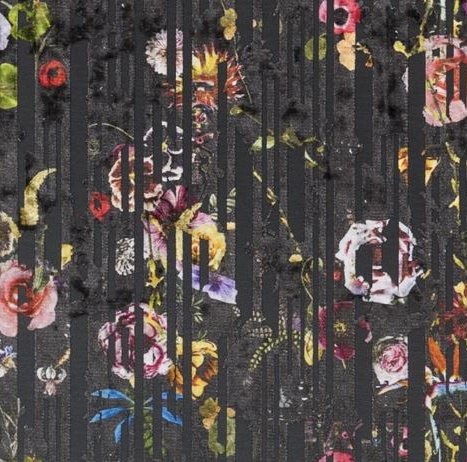 Christian Lacroix Babylonia Nights Soft Fabric