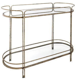 Rhianna Console Table - TF055  Please see below for shipping details*