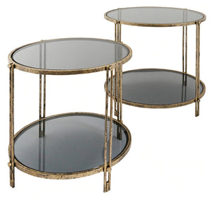Rhianna Side Table (Set /2) - TF056