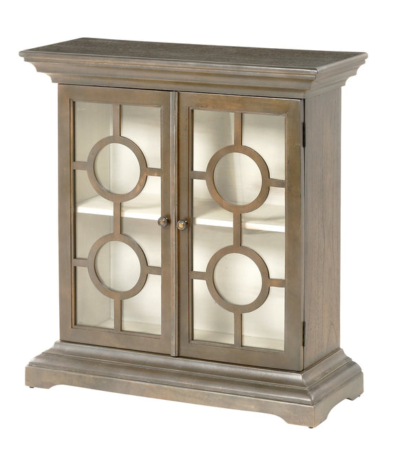 Mindy Brownes - Bordeaux 2 Door Cabinet