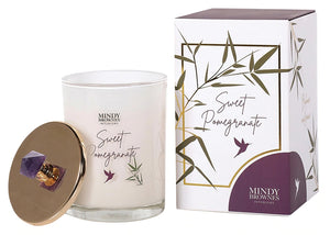 SWEET POMEGRANATE CANDLE - ZEN06