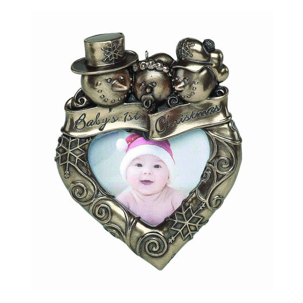Babys First Christmas Frame - Kk041 - Furniture
