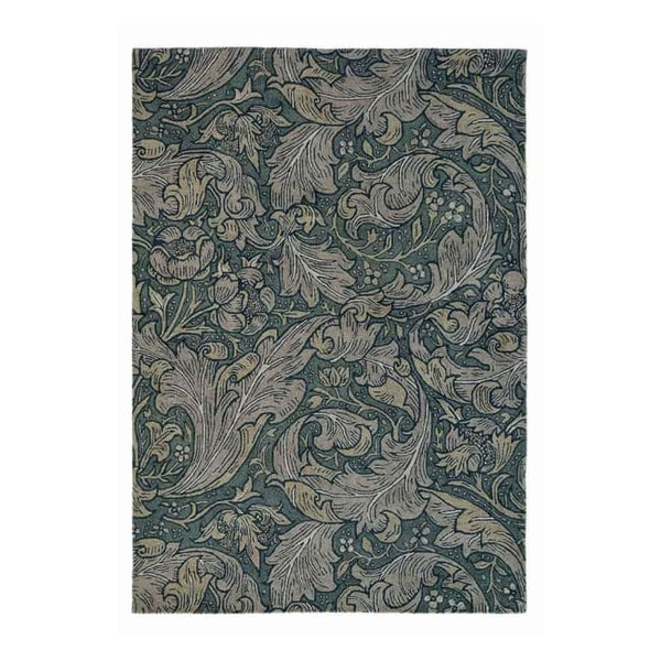 Batcherlors Button Charcoal Rug - Moriss & Co (Large 200 X 280Cm) - Rugs