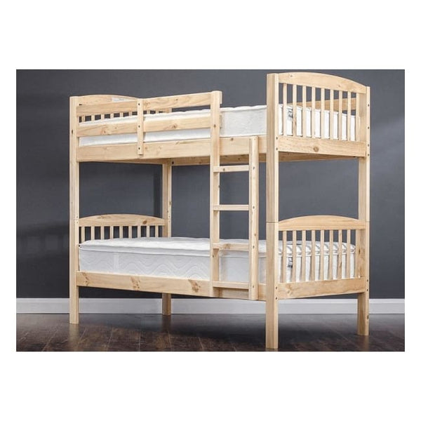 Bunk Bed- Libra- Pine - 36 - Furniture
