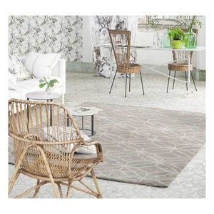 Caretti Linen Rug - Designers Guild - Large - Rugs
