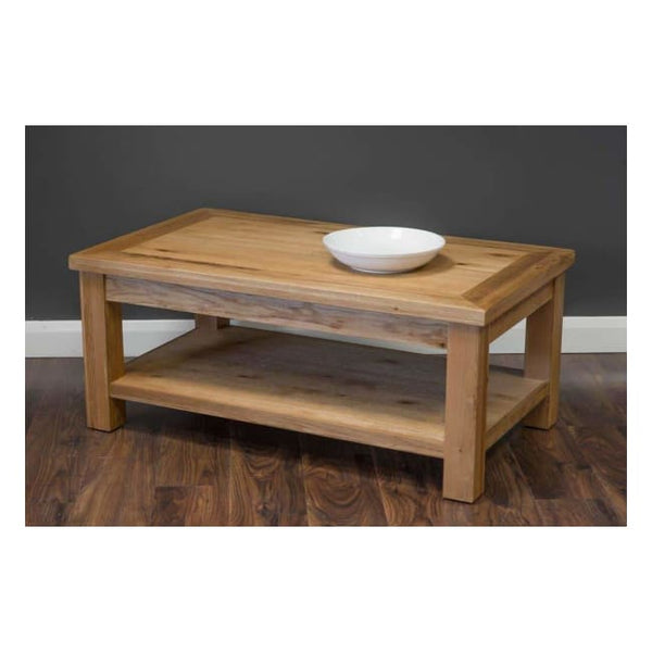 Dimarco- Coffee Table- Open Shelf - Furniture