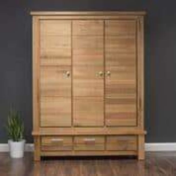 Dimarco - Wardrobe - 3 Door - Furniture