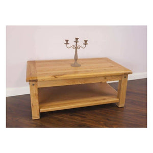 Donny - Coffee Table Open Shelf - Furniture