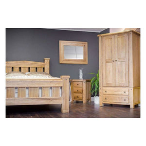 Donny - Wardrobe - 3 Door - Furniture