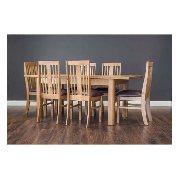 Manhattam- Dining Expanding Table 1.5M - Furniture