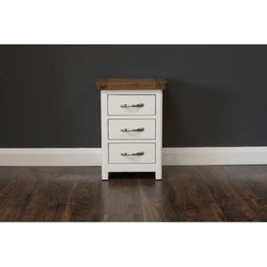 Manhattan- Locker - 3 Drawers - Oak - Furniture
