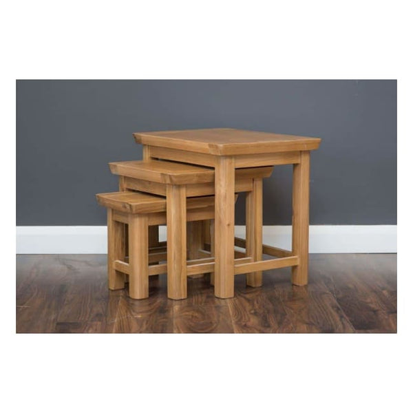 Manhattan- Nest Of Tables - Furniture