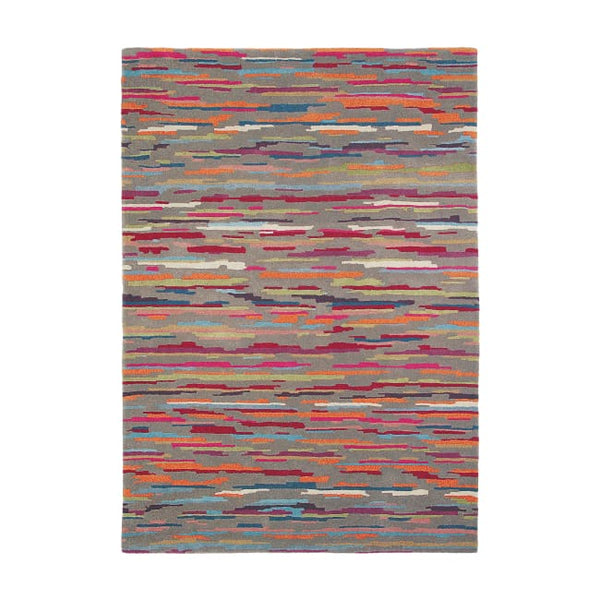 Nuru Tabasco Rugs - Harlequin (Small 140 X 200Cm) - Rugs