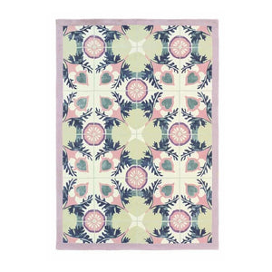 Violet Light Green Rug - Ted Baker (Large 200 X 280Cm) - Rugs