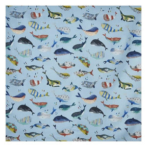 Whale Watching - Fabric
