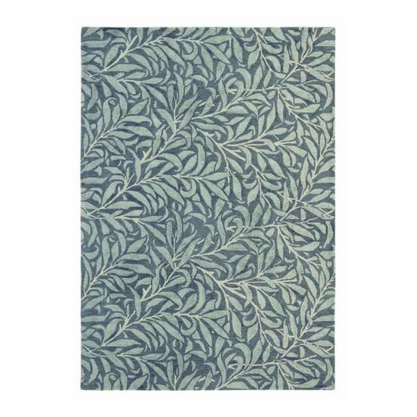 Willow Bough Granite Rug - Moriss & Co (Large 200 X 280Cm) - Rugs