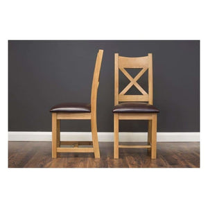 X Dining Chair - Furniture
