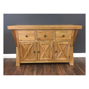 X Sideboard Small - Furniture