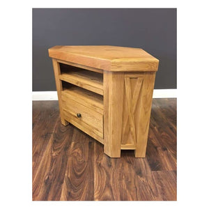 X Tv Unit- Corner - Furniture