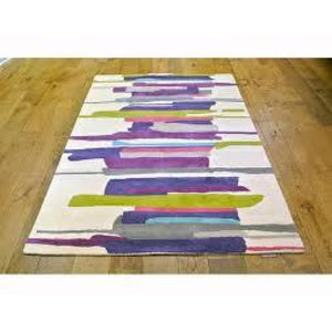 Zeal Berry Rug - Harlequin (Large 200 X 280Cm) - Rugs