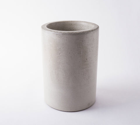 Culinarium Concrete Utensil Holder / Wine Chiller