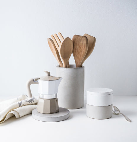 Culinarium Concrete Kitchenware Set