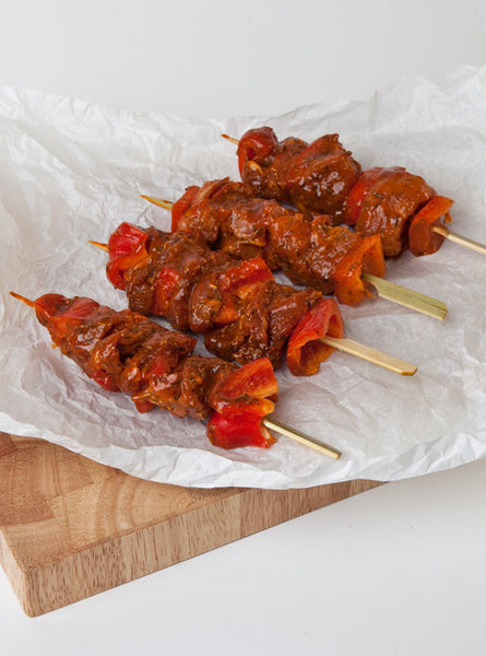 Mediterranean Lamb Kebabs Pack of 4