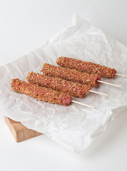 Peppered Beef Grillsticks 4 Pack