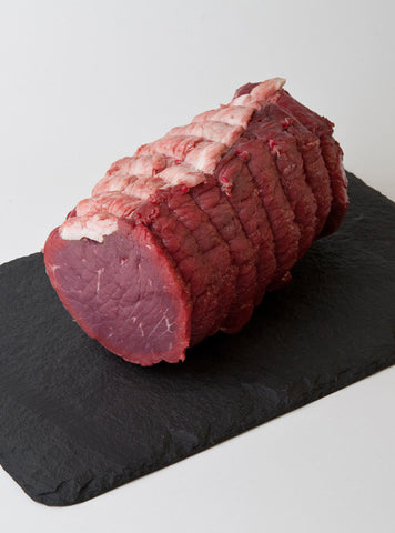Beef topside joint