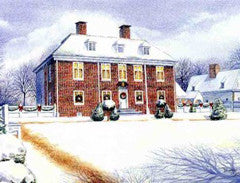 PENNSBURY MANOR -12 CARD PACK