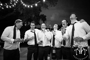 When To Give Groomsmen Gifts