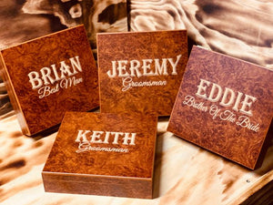 15 Awesome Groomsmen Gift Box Sets