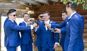 15 Fun Ways To Announce Your Wedding Party at the Reception