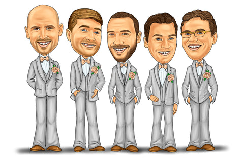Contact Groovy Groomsmen Gifts
