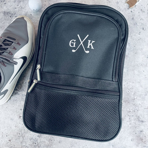 Golf Shoe Bag Groomsmen Gift