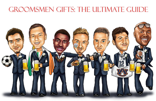 Groomsmen Gifts Ultimate Guide