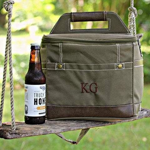 Personalized Cooler Groomsmen Gift