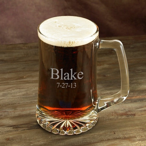 Bar - 25 Oz Macho Beer Mug