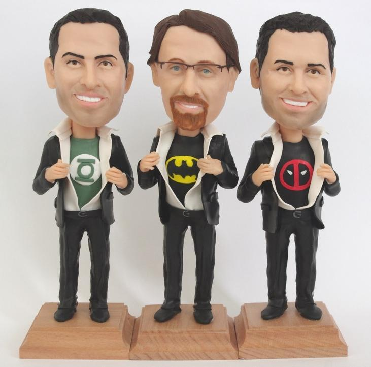 Bar - Groomsman Bobblehead Doll