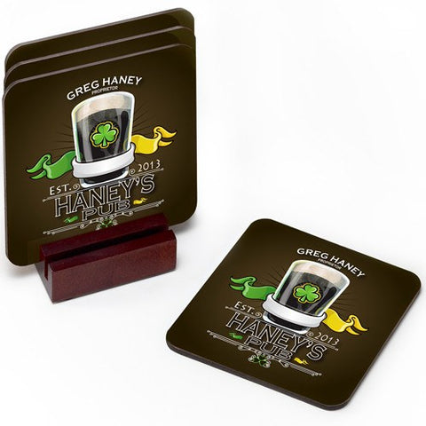 Bar - Pub Coaster Set