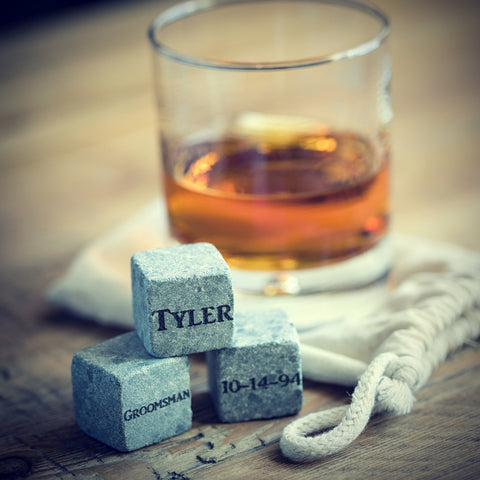 Bar - Set Of Three Whiskey Stones