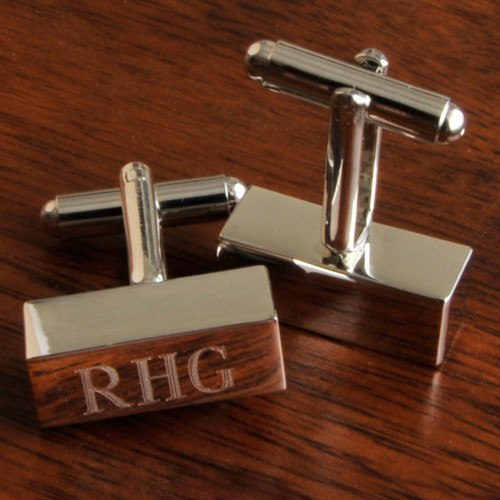 Bar - Traditional Cufflinks
